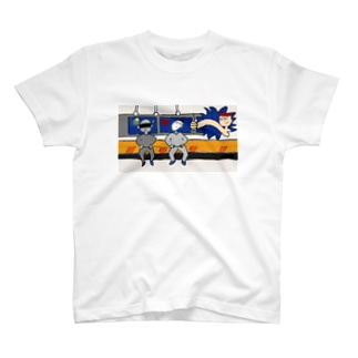 空席と穴 T-shirts