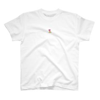 なめちゃんうっふ〜ん ステッカー T-shirts