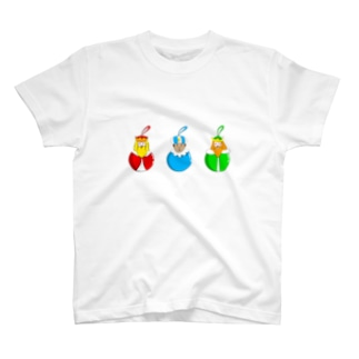Caspar, Melchior and Balthazar.   Christmas baubles with Three Wise Men. T-shirts