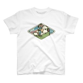 オキナインコラジオ T-shirts