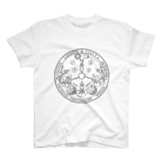 エメラルド・タブレット T-shirts