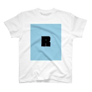 空色R-T-shirts  T-shirts