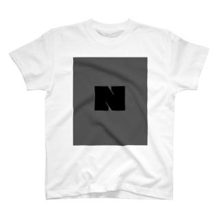 墨色N-T-shirts T-shirts