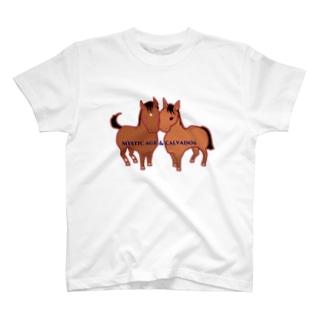おしどりエイジ T-shirts