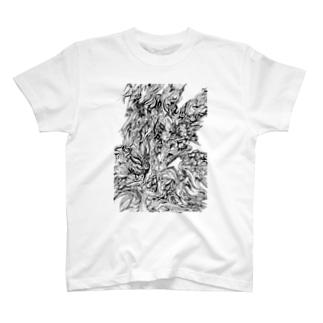 氷鋭 T-shirts