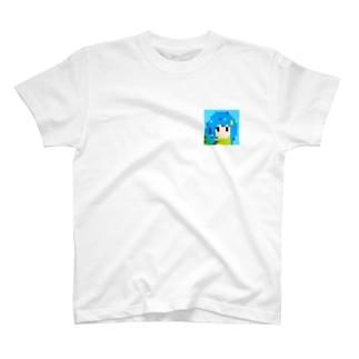 飛ばすはとバスのアイコン T-shirts