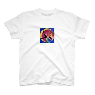 猫耳2017 T-shirts