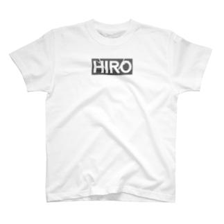 世の中のHIRO氏へ告ぐ T-shirts
