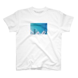 晩夏 T-shirts