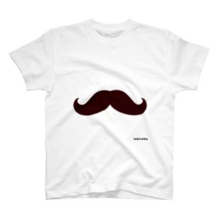 ヒゲ T-shirts