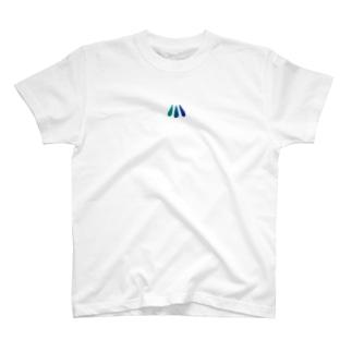 あおいろいろ T-shirts