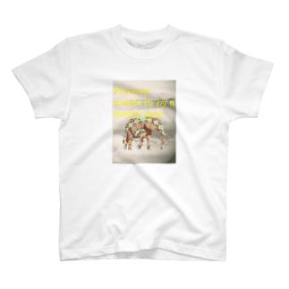 【開運】木星と象 1 T-shirts
