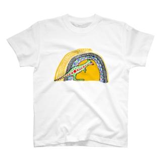 Kangaroo #1 T-shirts