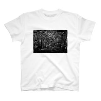 マヤ文明の王様 T-shirts