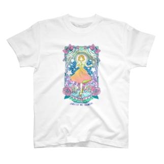 伝説のオハナシ(fancy.ver) T-shirts