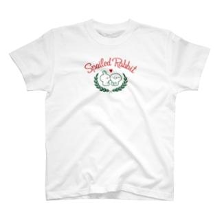 Spoiled Rabbit - Cheek kess / あまえんぼうさちゃん - ほっぺキッス T-shirts