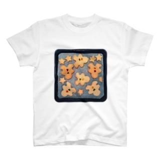 gingerbread man T-shirts