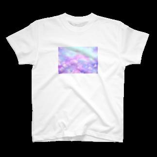 謎世界観ののすたるじっく T-shirts
