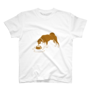 アカ柴さん T-shirts