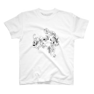 🐔 T-shirts