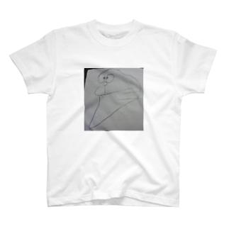 顔面しゃくれモン T-shirts