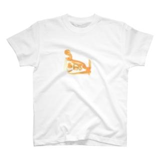 ちょうちんあんこうちゃん T-shirts
