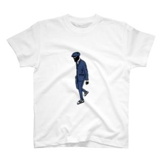 くろひと T-shirts