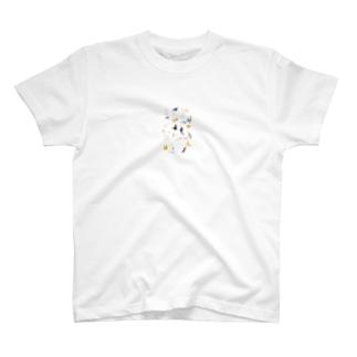 にゃんず Tシャツ