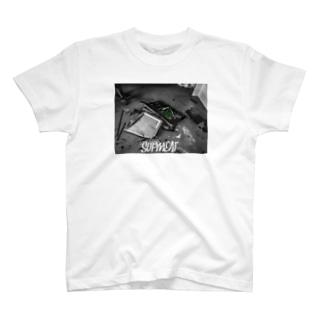 TVクラッシャー T-shirts