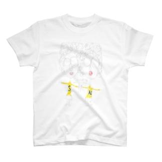 ICCCO×SAINARA オリジナル T-shirts