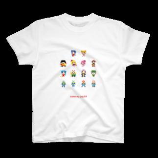 カンフー・ポリスのカンフー・ポリス T-shirts
