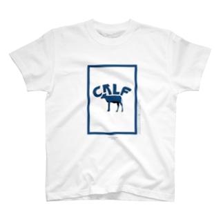 calf T-shirts