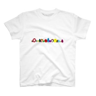 こつぶ達 T-shirts