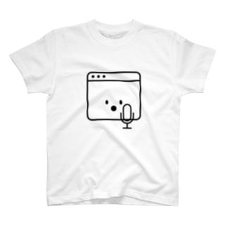 singerくん T-shirts