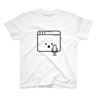 つくよのsingerくん T-shirts