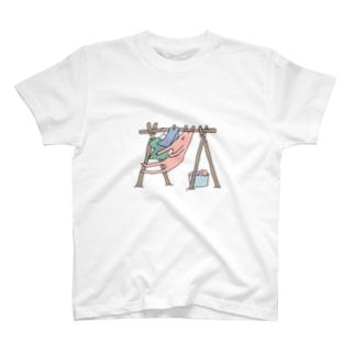 干しゆよん Tシャツ