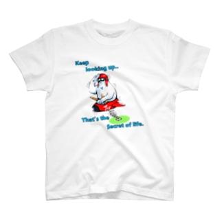 ハトの伝道師 T-shirts