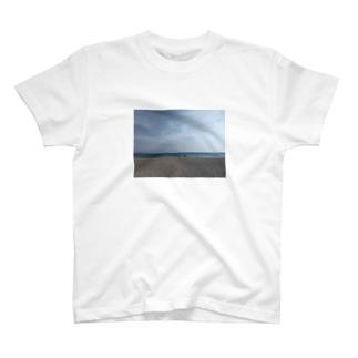 そこが太平洋 T-shirts