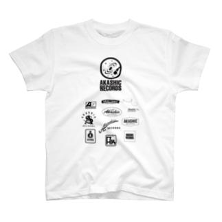 アカシックレコード(All) T-shirts
