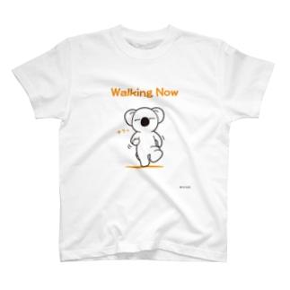 笑っT屋のウォーキング中 T-shirts