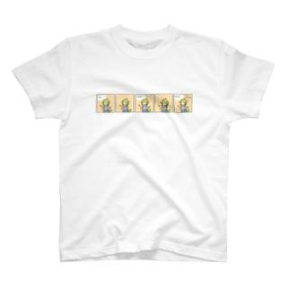 エル(イ)フちゃん(英語) T-shirts