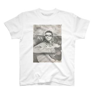 俺の肖像画シリーズ T-shirts