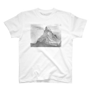 マッターホルンLOVERS T-shirts
