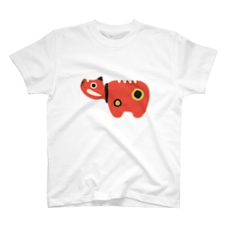 赤べこ T-shirts