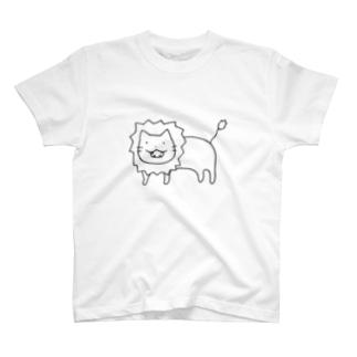 がおがお丸 T-shirts