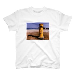 Postぽすとポスト T-shirts
