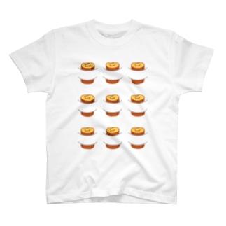 9本の伊達巻 Tシャツ