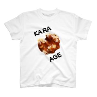 KARAAGE T-shirts