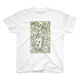 豆腐猫 T-shirts