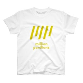 MPRロゴ(イエロー) T-shirts
